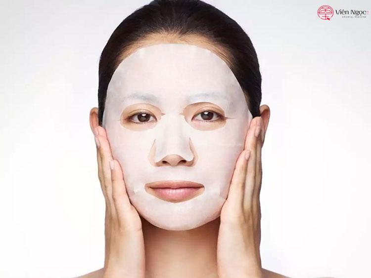 Gia công mặt nạ giấy chống lão hóa 7