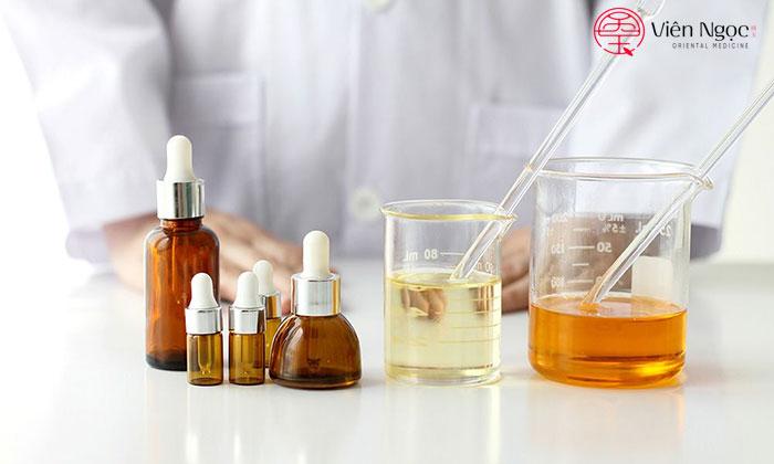 gia công Serum dưỡng trắng da dược viên ngọc 4