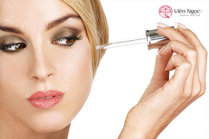 gia công serum trị thâm mắt dược viên ngọc 2