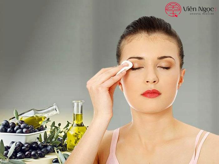 Bật mí tác dụng của dầu oliu với lông mày ít người biết đến