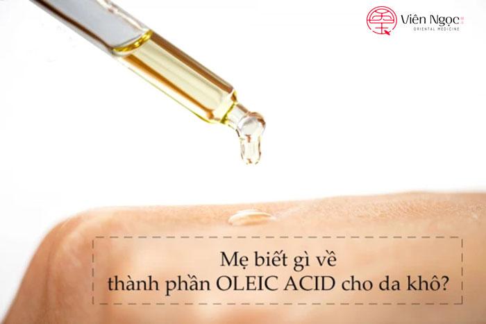 Oleic acid là gì 3